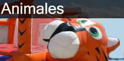 Animales hinchables