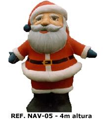 munecos de navidad hinchables: