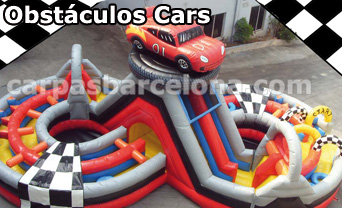 Toboganes rampas hinchables inflables