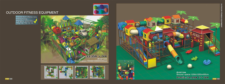 Precios de infantiles gallery of artistas de circo y funciones infantiles buenos precios with - Parques infantiles interior precios ...