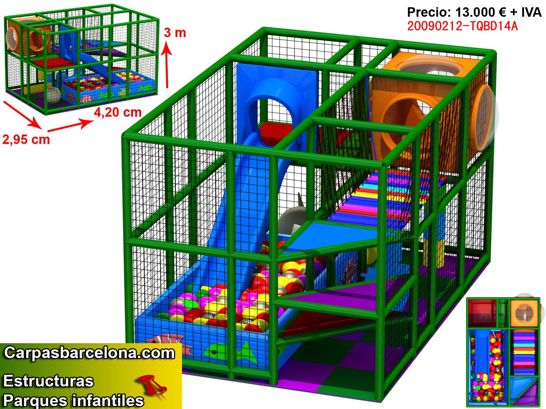 parques infantiles interior