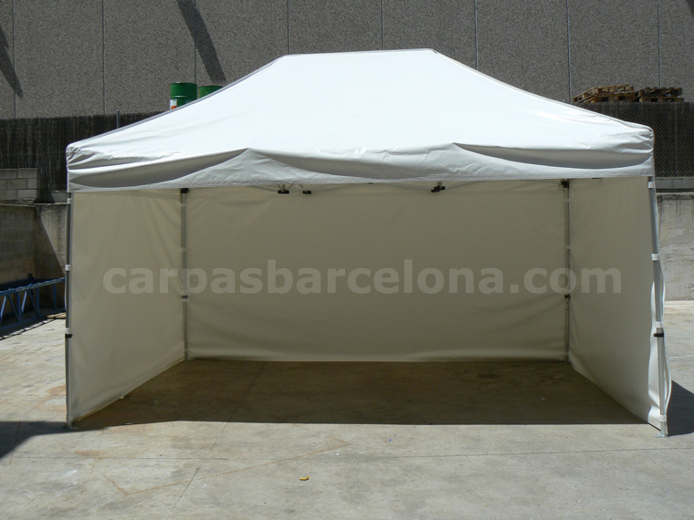 Carpas para venta ambulante materiales de construcci n for Carpas jardin baratas