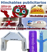 Inflables publicitarios